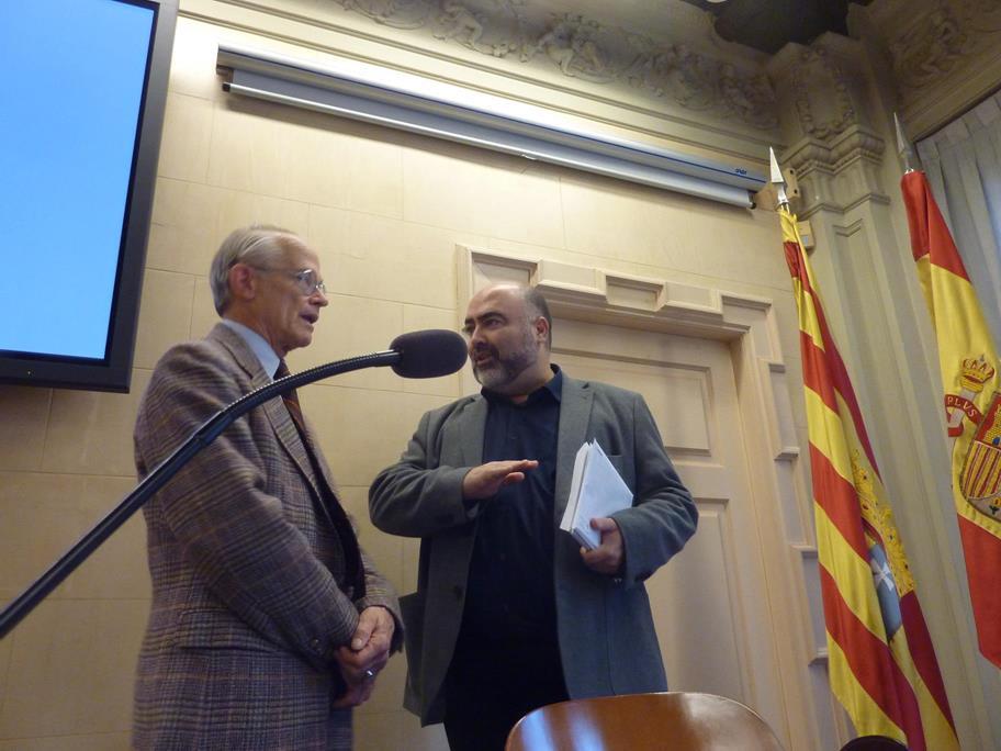 Lee Fontanella y J.A. Hernández Latas