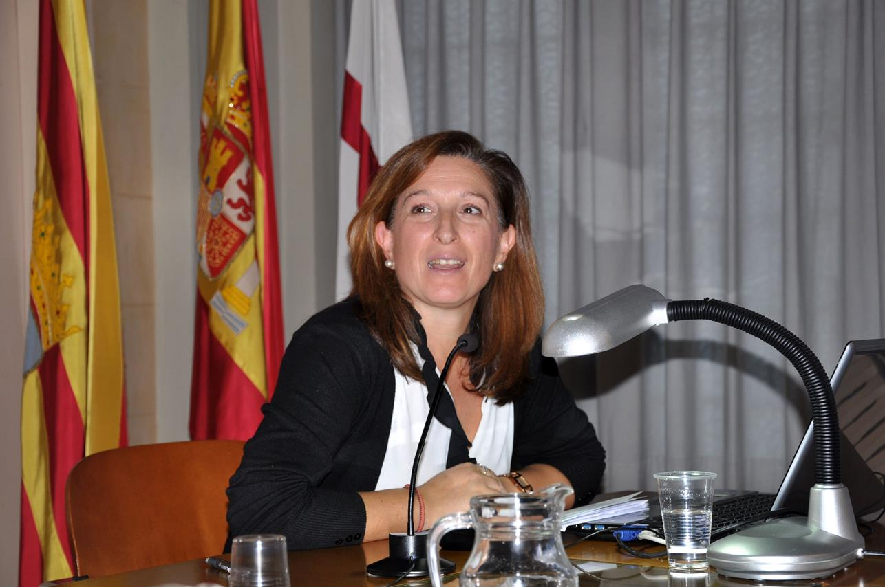 Antonia Salvador Benitez, Universidad Complutense, Madrid.