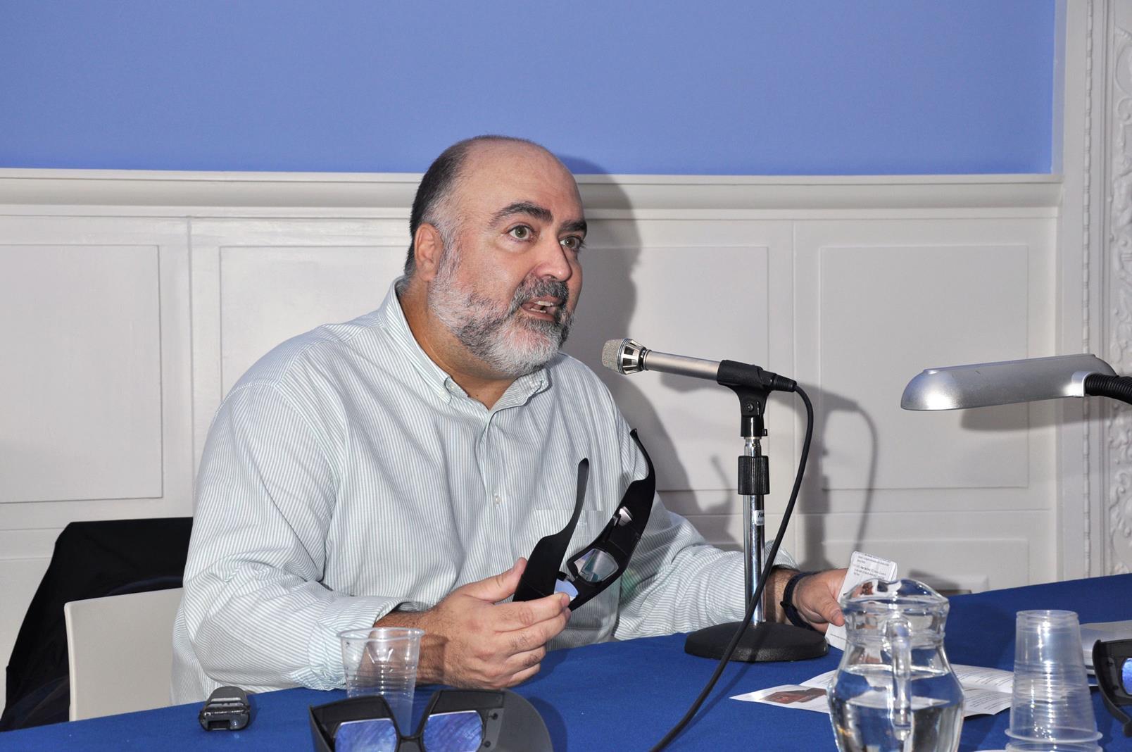 José Antonio Hernández Latas. Investigador Araid, Universidad de Zaragoza. Ponencia. 24/10/19