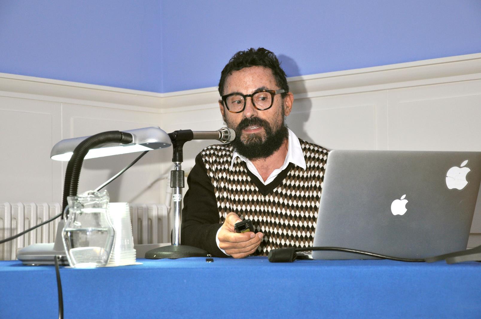 Raúl Hevia. CDIS, Santander. 25/10/19