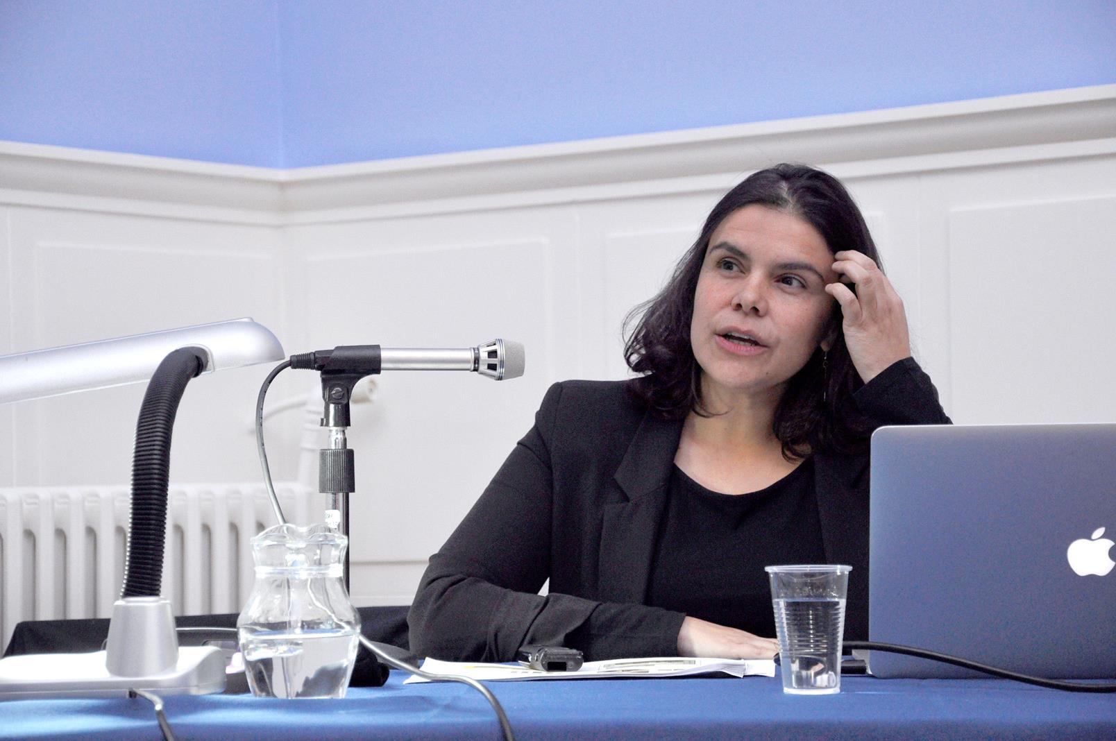 Beatriz Sánchez Torija, Museo del Prado. 23/10/19