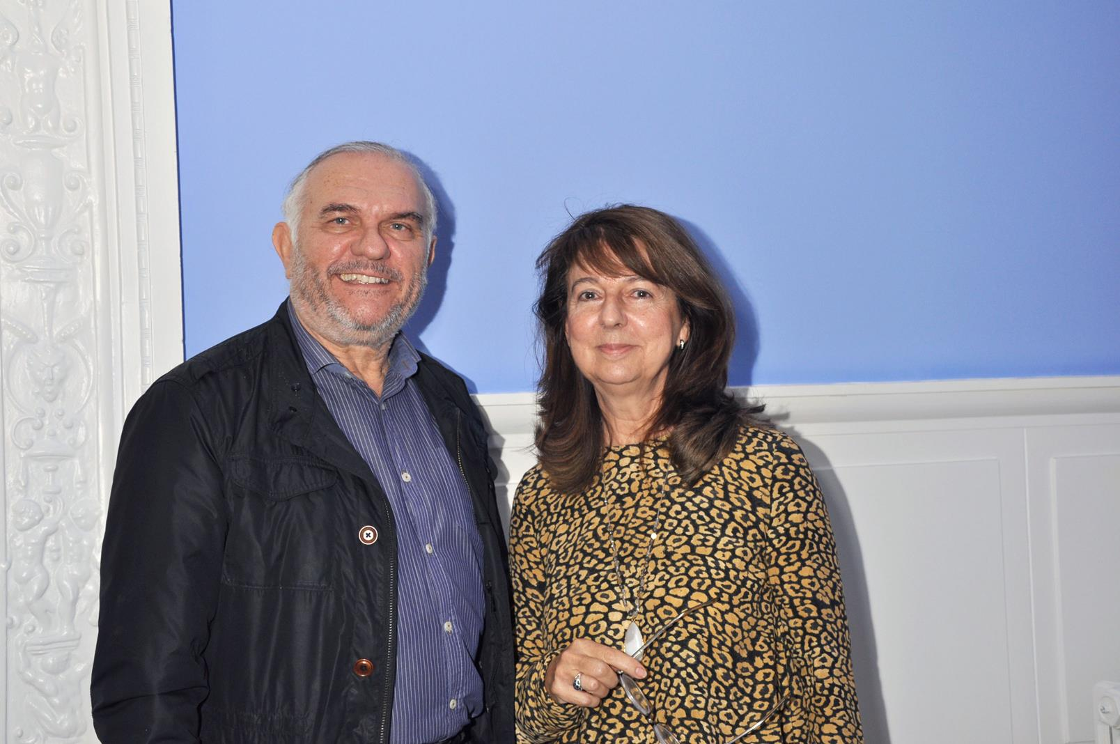 Juan Antonio Fernández Rivero y Mª Teresa García Ballesteros. Fotohistoriadores y coleccionistas. Ponencia de clausura. 25/10/19