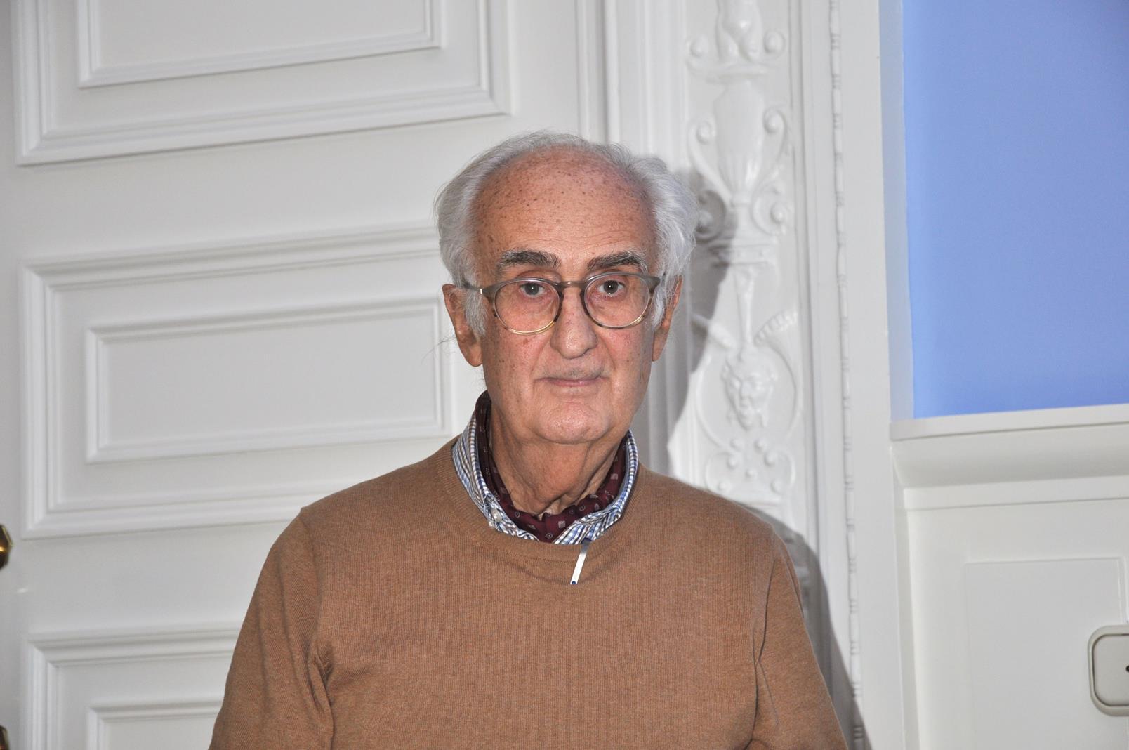 Luis Ayerbe. Coleccionista, Madrid. 24/10/19