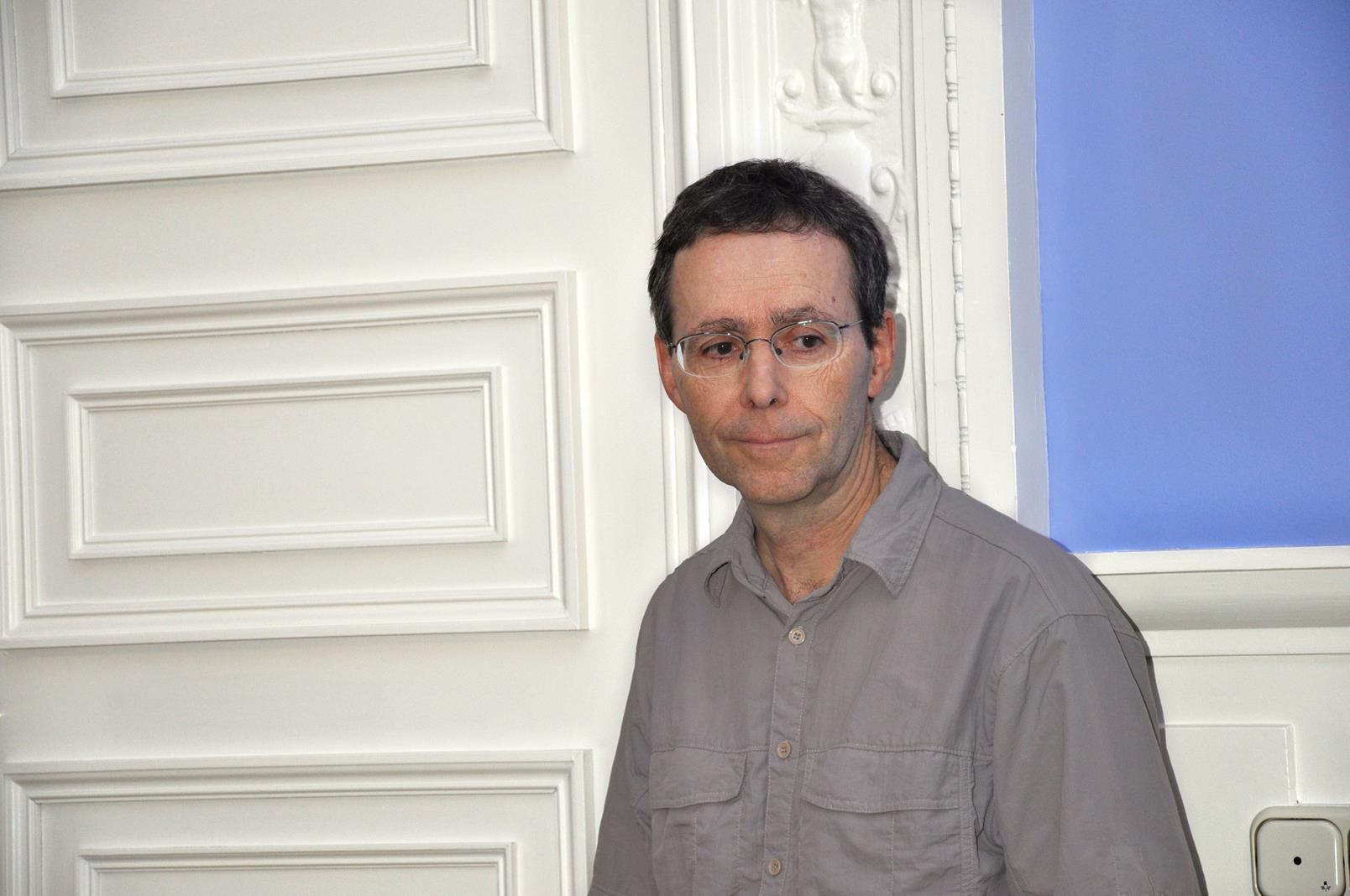 Carlos Teixidor. Conservador IPCE, Madrid. 24/10/19