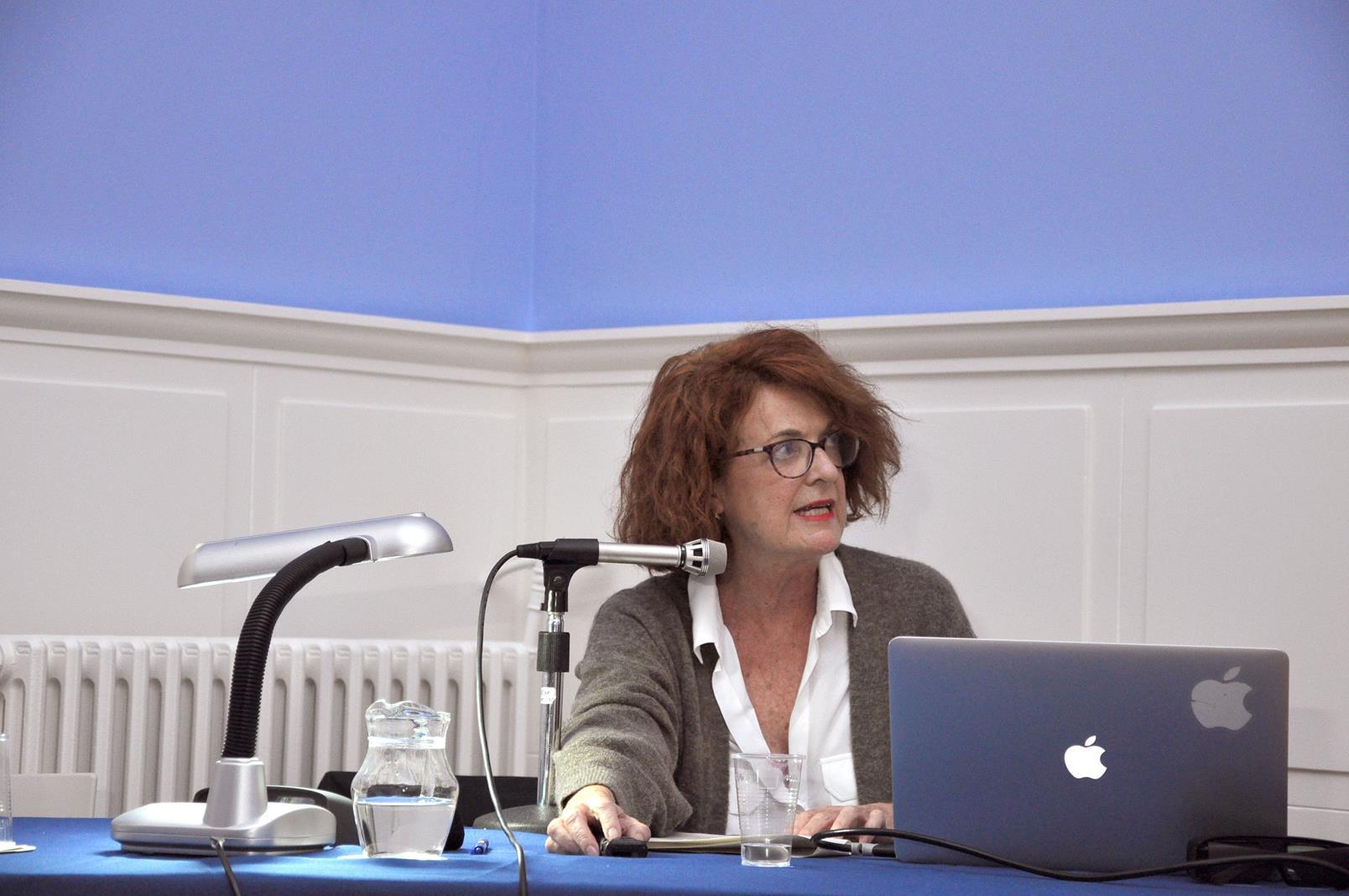 Rachel Bullough, CEU San Pablo, Madrid. 23/10/19.