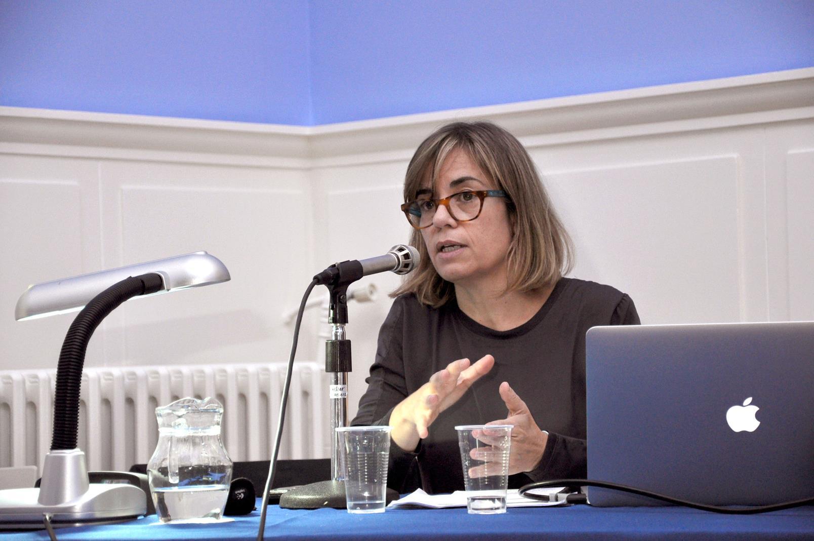 Elisa Díaz-González, Universidad de La Laguna, Tenerife. 23/10/19