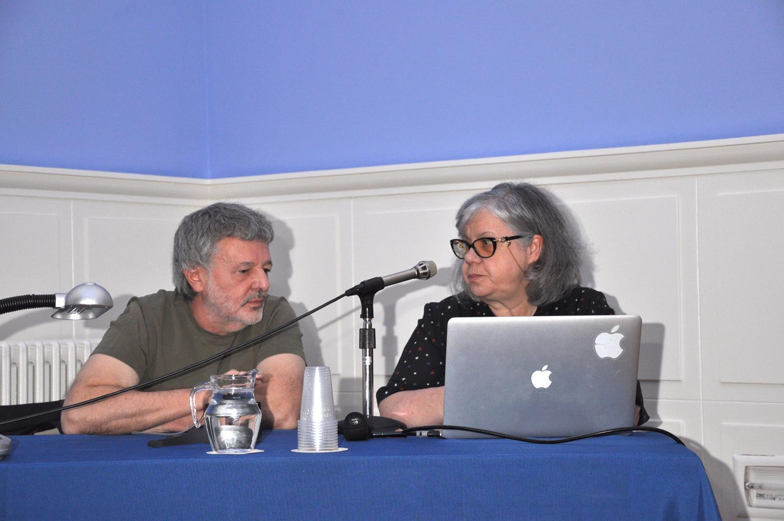 Juan José Sánchez y Yolanda Fernández-Barredo. Arquitectos y coleccionistas, Madrid. Ponencia, 25/10/19