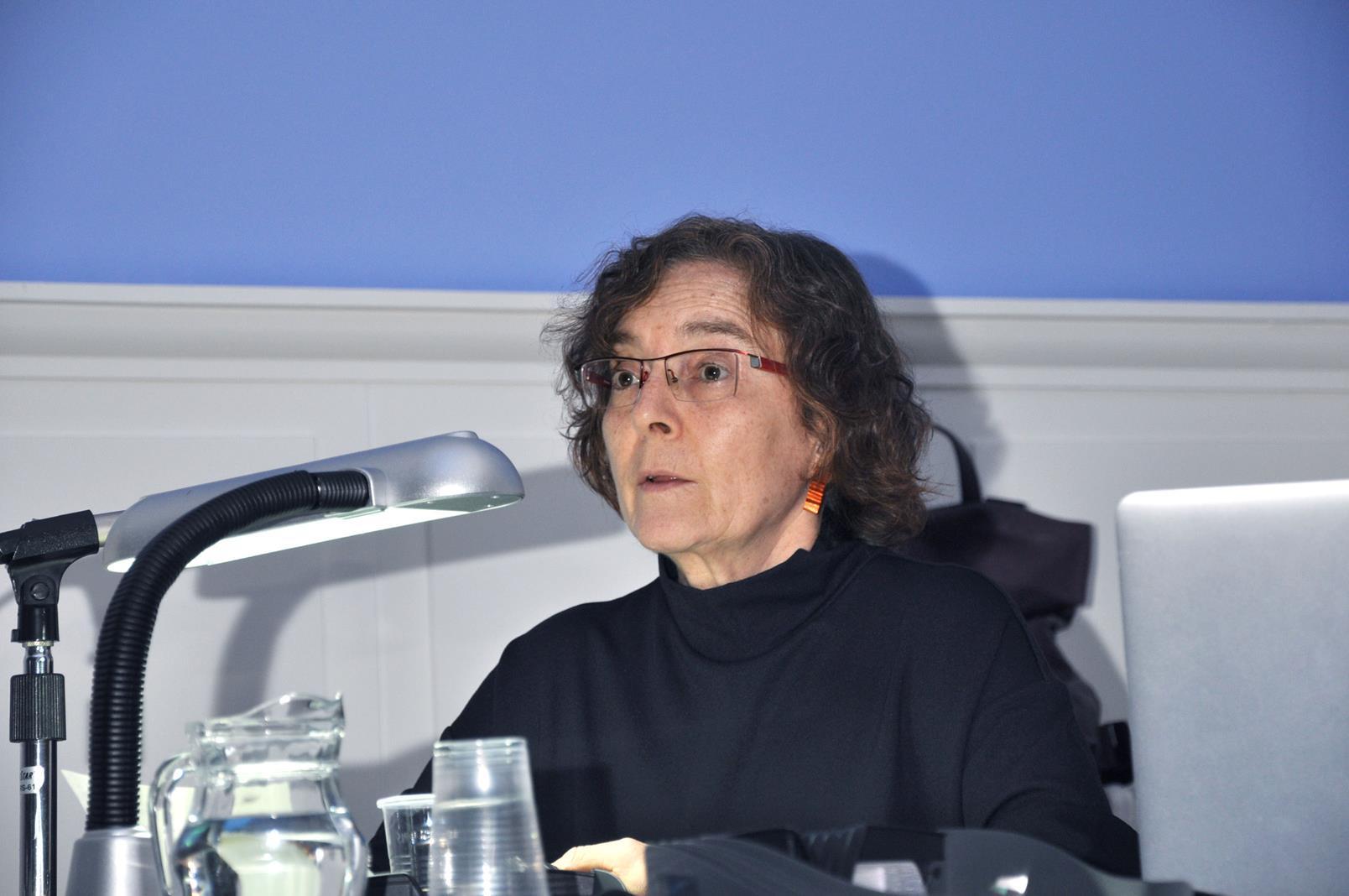 Maite Iranzo. Directora AHP, Zaragoza. 24/10/19
