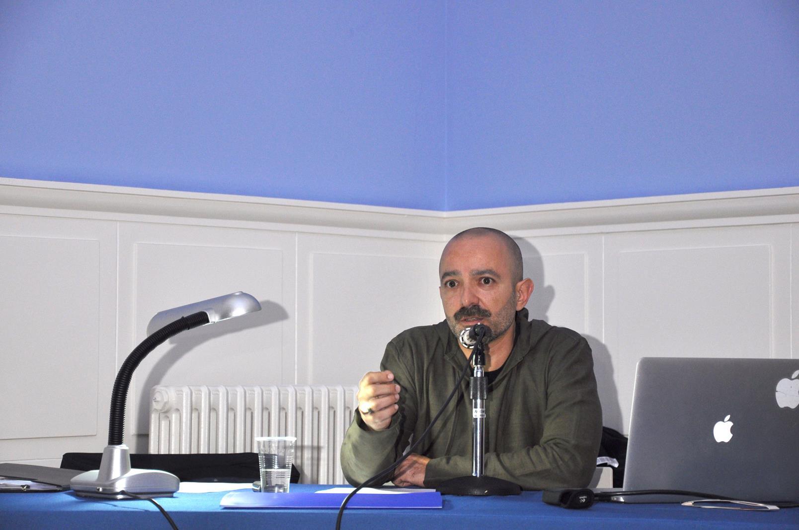 Pablo Martínez Muñiz. Fotógrafo, Madrid. 23/10/19