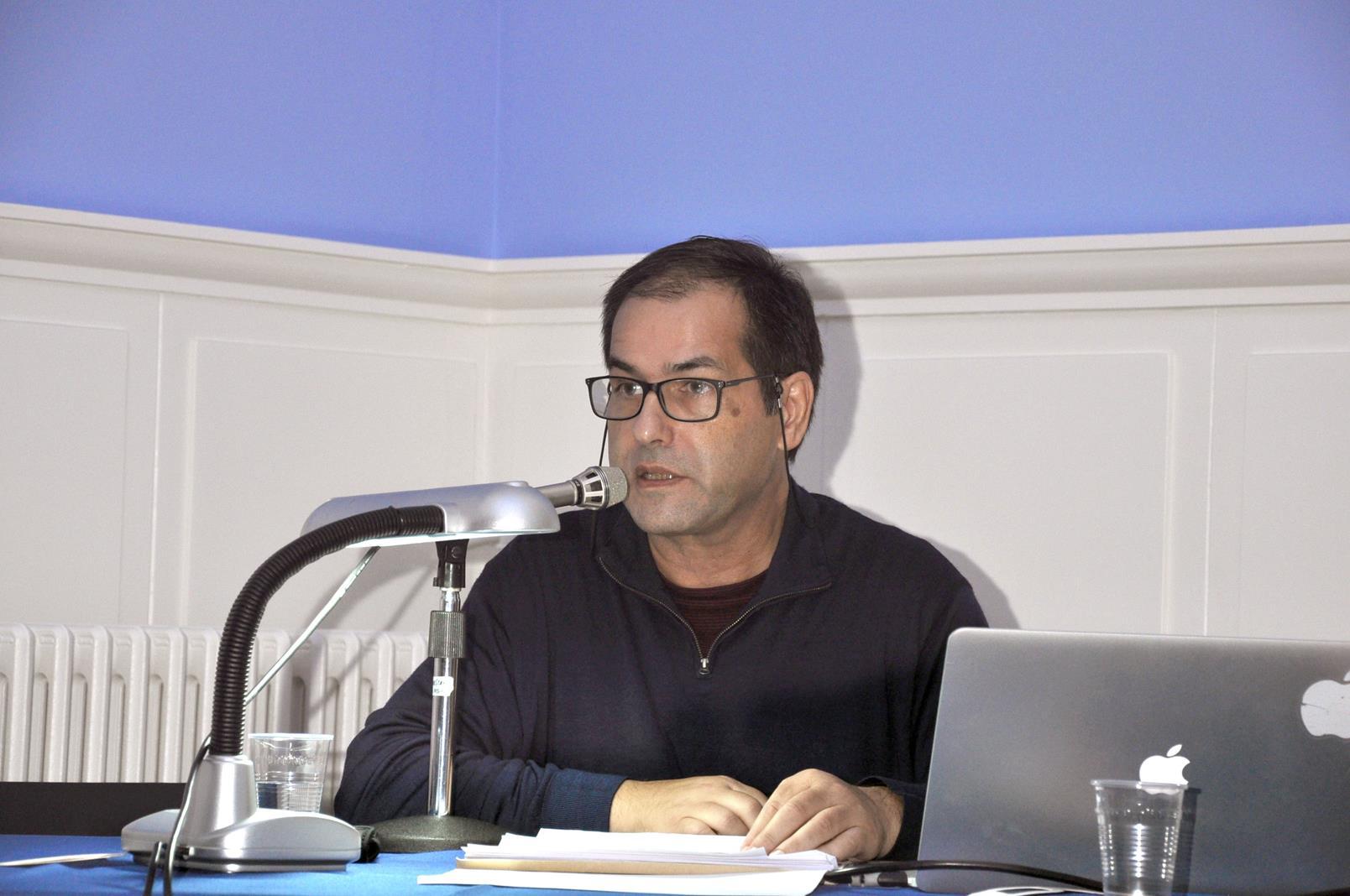 Nuno Borges d'Araújo. Arquitecto, Braga, Portugal. 23/10/19